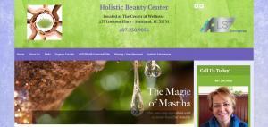 TEC Business Consultant Marketing Web Site Design